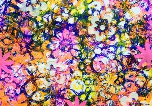 Birthday Bouquet piece