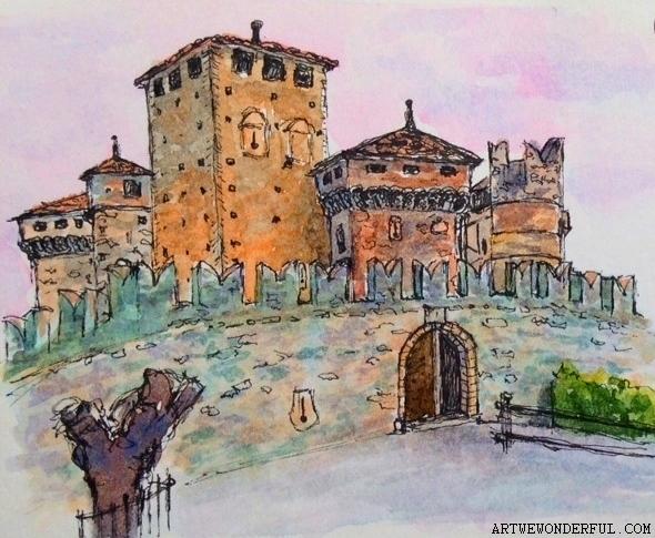 Castello di Fenis, Valle d'Aosta