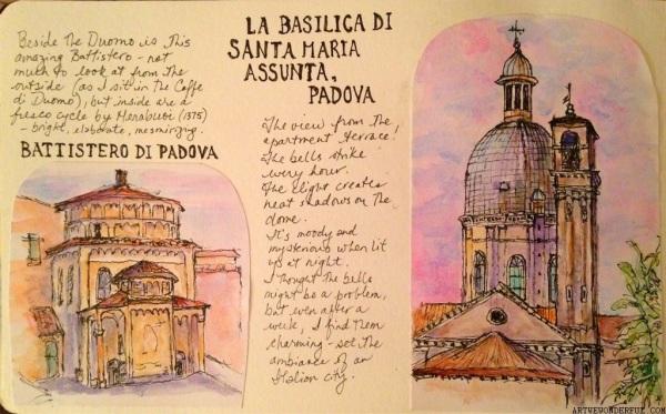 Padova Cattedrale, Veneto
