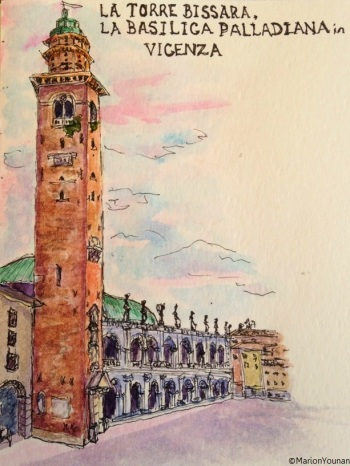 La Torre Bissara, Vicenza