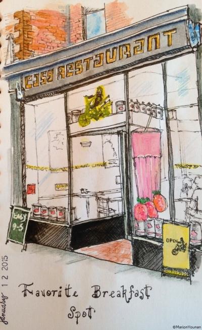 Easy Restaurant, Toronto