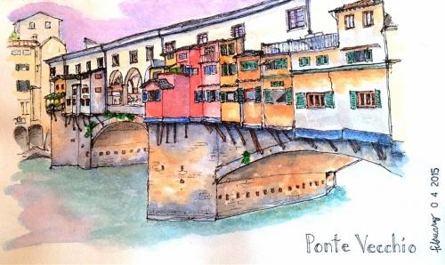 February 4 - Ponte Vecchio