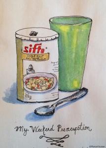 January 24 - Rinsing with Salt