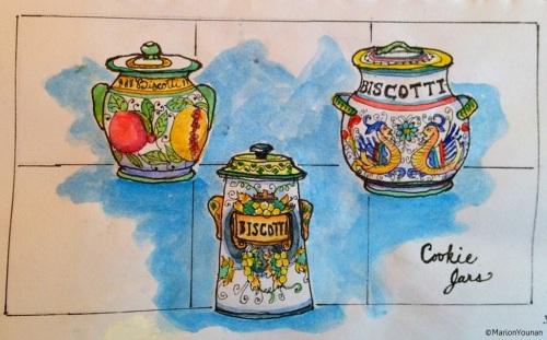 January 27 - Cookie Jars
