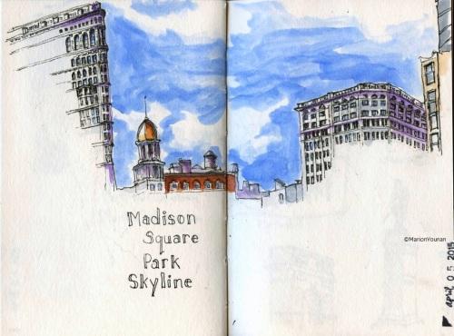 In the Park Skyline
