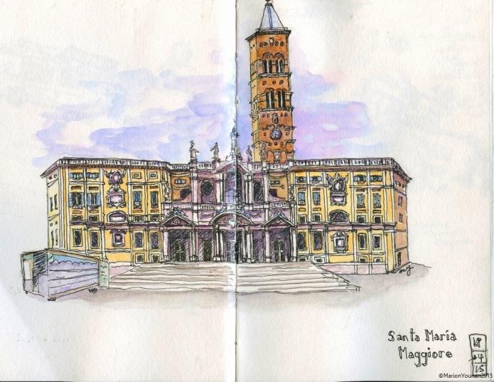 Chiesa di Santa Maria Maggiore, Rome