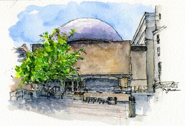McLaughlin Planetarium, Toronto