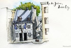 Rue des Jardins Quebec City web