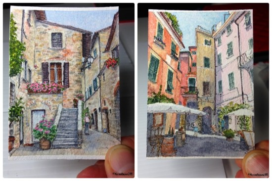 Tuscany 1 and Liguria 1: The Last Two Cards