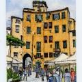 Anfiteatro in Lucca