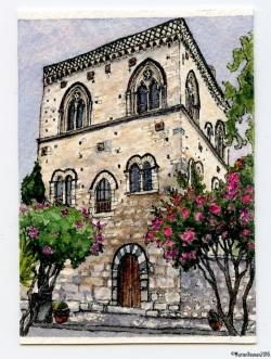 Palazzo dei Duchi di S. Stefano, Taormina