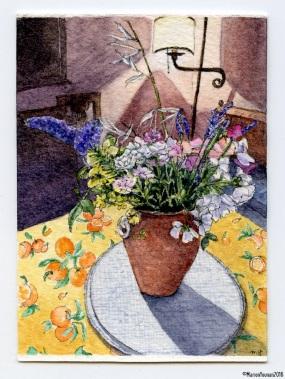 Montepulciano Flowers