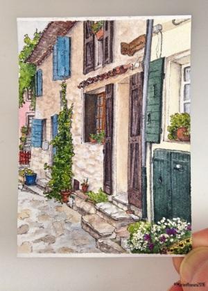 #14 - Provençal Street