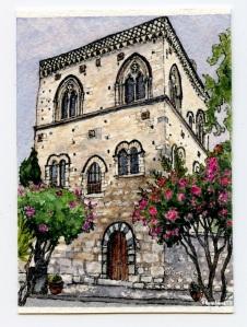 4 Palazzo dei Duchi di S. Stefano Taormina