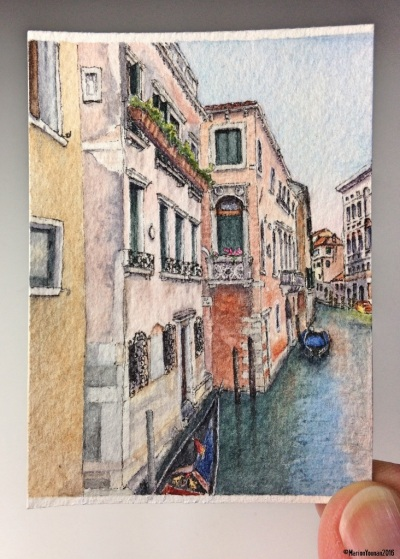 21 Venice Canal Balconies