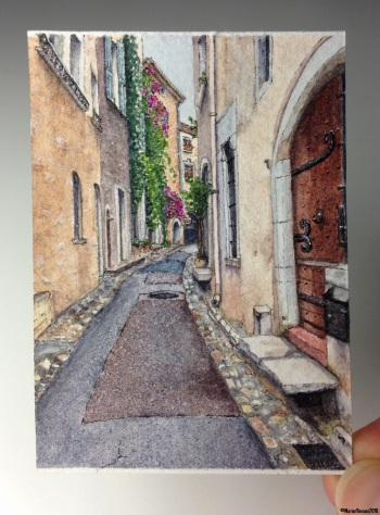 #28 - A Street in Saint-Paul de Vence