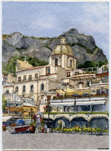 #29 - Positano Beachfront