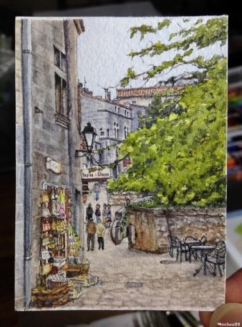 30 Strolling in Les Baux-de-Provence studio aww
