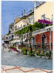 #31 - Positano Boardwalk