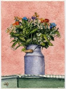 #32 - Liguria Flowers
