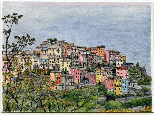 #34 - Corniglia, Cinque Terre