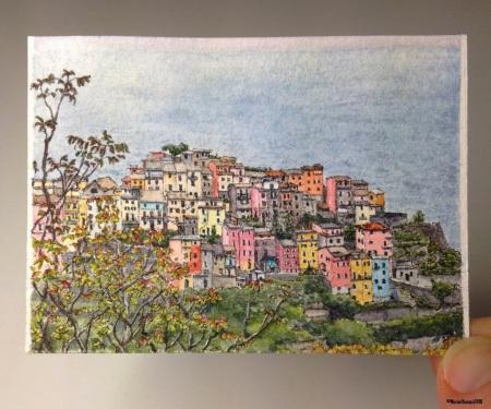 34 Corniglia Cinque Terre Studio aww