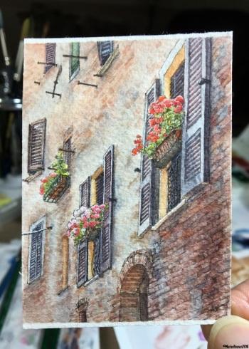 40 Tuscan Window studio