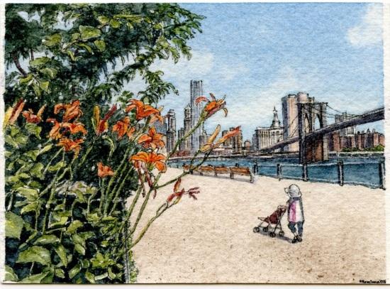 #41 - Brooklyn Stroller