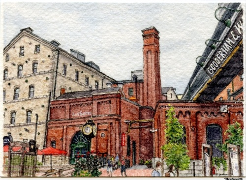 #44 - Distillery District, Toronto