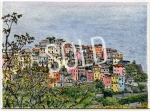 #34 - Corniglia, Cinque Terre sold