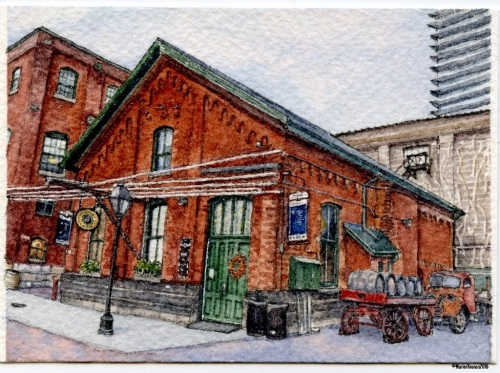 #46 - The Pump House, Distillery District, Toronto