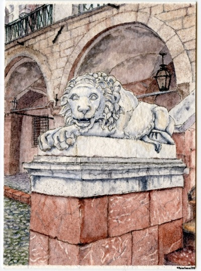 #49 - The Lion of Norcia