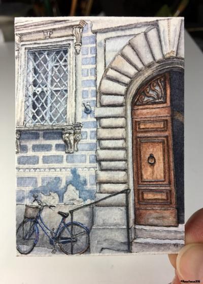 #55 - Arezzo Bike studio