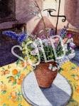 #11 - Montepulciano Flowers - SOLD