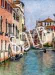 #19 - Venice Canal Reflections