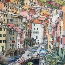 Riomaggiore (2017) - sold