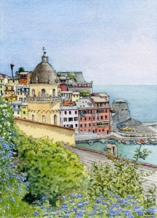 Vernazza (2017) - commission