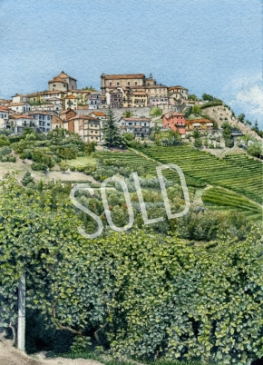 La Morra Vineyard Sold