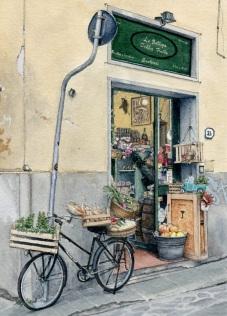 Bottega Bici di Firenze (2018)