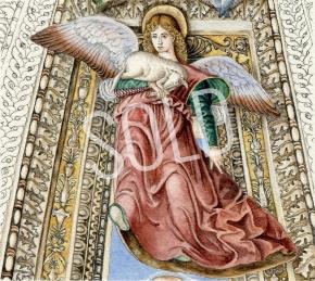Da Forli Angel - Lamb - sold