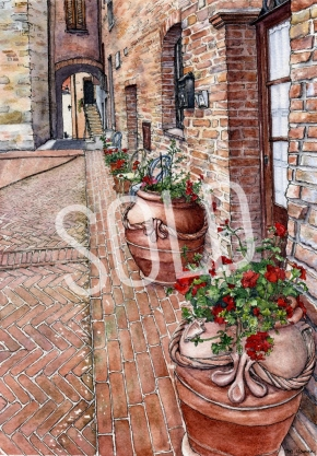 Panicale Path sold