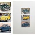 Fiats of Italy detail andmat