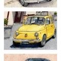 Fiats of Italydetail