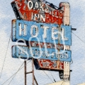 163 – Vintage Sign, OakvilleSold