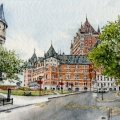 A Chateau View, Quebec City –sold