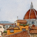 A Duomo View, Florence –sold