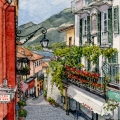 Bellagio Street –sold