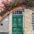 Camogli Door, ItalianRiviera