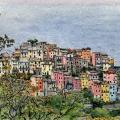 Corniglia, Cinque Terre –sold