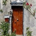 Door in Triora Italy –sold